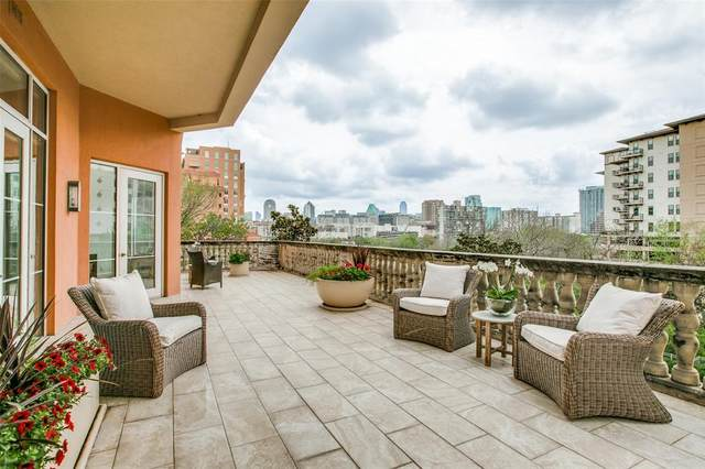 3535 Gillespie Street #304, Dallas, TX 75219 (MLS #14332047) :: Results Property Group