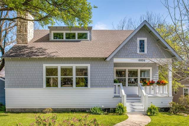 8806 San Leandro Drive, Dallas, TX 75218 (MLS #14332110) :: Robbins Real Estate Group