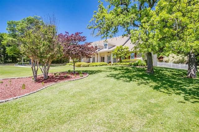118 Big Jake Court, Weatherford, TX 76088 (MLS #14332210) :: Real Estate By Design