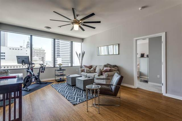 1200 Main Street #2210, Dallas, TX 75202 (MLS #14332256) :: Results Property Group