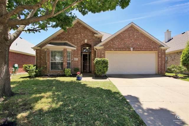 6133 Berkshire Road, Mckinney, TX 75072 (MLS #14332352) :: All Cities USA Realty