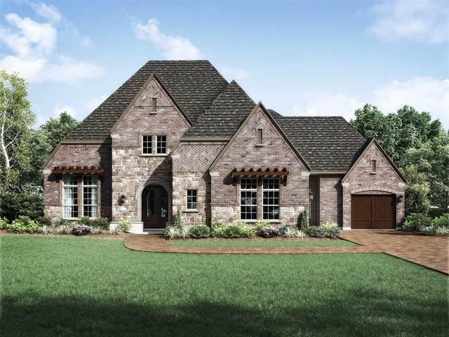 4511 Mill Branch Drive, Prosper, TX 75078 (MLS #14332447) :: The Kimberly Davis Group