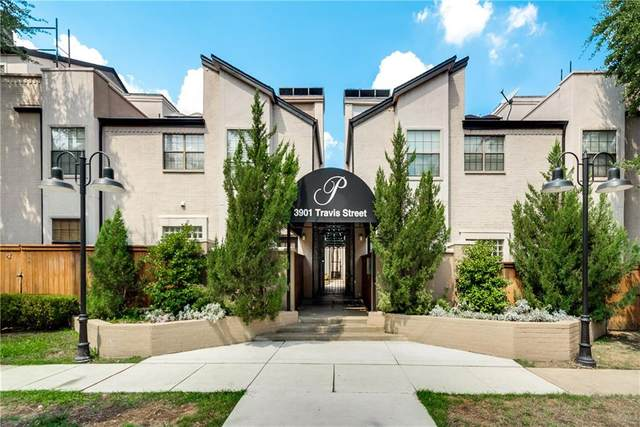3901 Travis Street #216, Dallas, TX 75204 (MLS #14332518) :: RE/MAX Pinnacle Group REALTORS