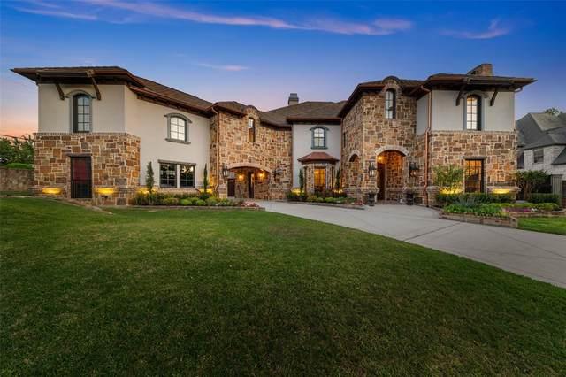 1115 La Paloma Court, Southlake, TX 76092 (MLS #14332543) :: The Kimberly Davis Group