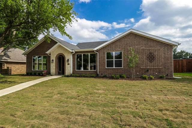 1420 Brazos Trail, Plano, TX 75075 (MLS #14332571) :: Hargrove Realty Group