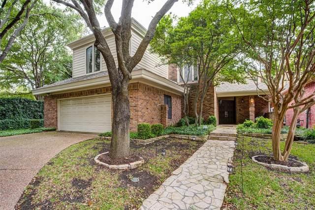 5001 Village Circle, Dallas, TX 75248 (MLS #14332630) :: The Good Home Team