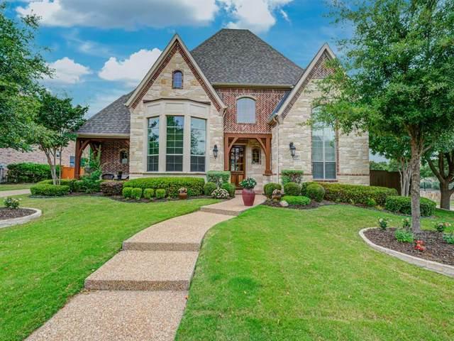 1609 Roxboro Lane, Mckinney, TX 75071 (MLS #14332658) :: Trinity Premier Properties