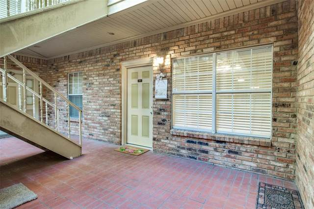 5325 Bent Tree Forest Drive #1107, Dallas, TX 75248 (MLS #14332690) :: Hargrove Realty Group