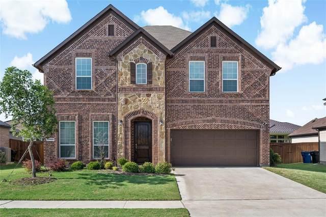 13552 Decidedly Drive, Frisco, TX 75035 (MLS #14332777) :: The Kimberly Davis Group