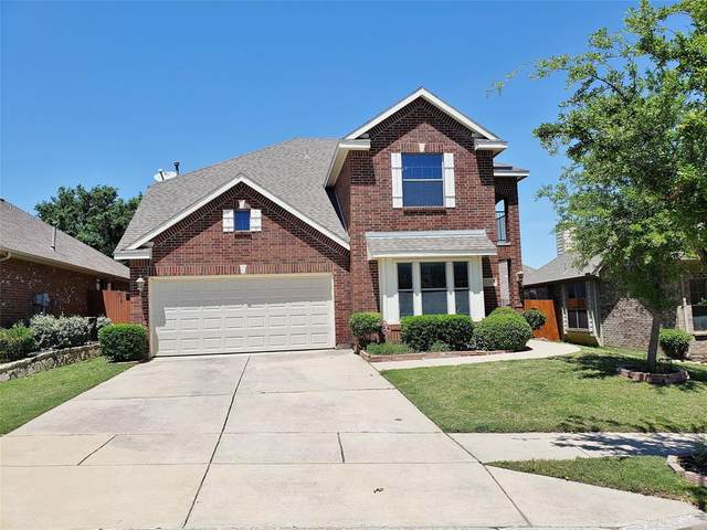 3305 Count Drive, Fort Worth, TX 76244 (MLS #14332804) :: The Mauelshagen Group