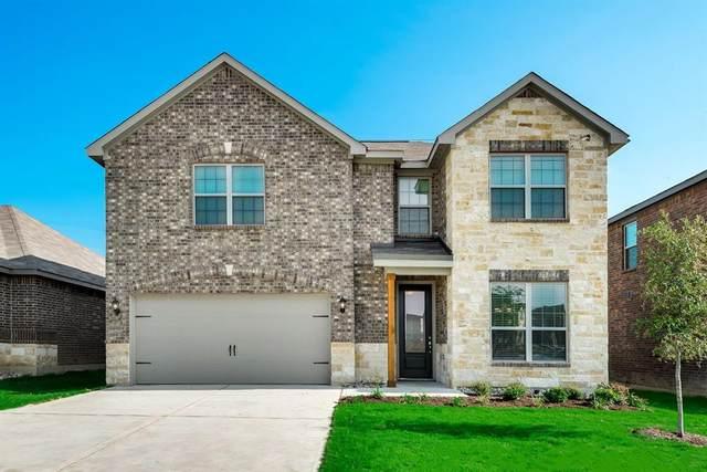 4808 Merchant Trail, Denton, TX 76207 (MLS #14332975) :: Real Estate By Design