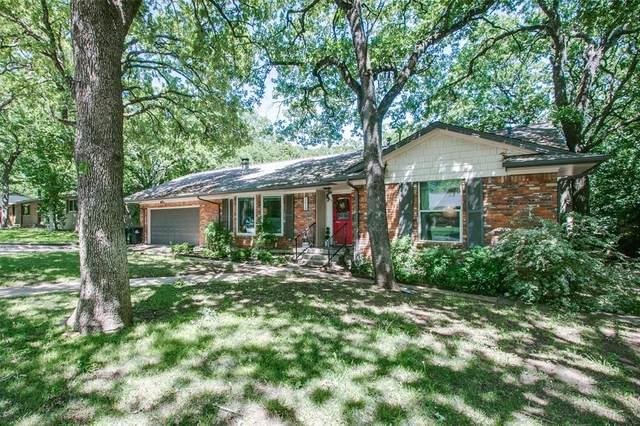 2614 Woodhaven Street, Denton, TX 76209 (MLS #14332988) :: Team Tiller