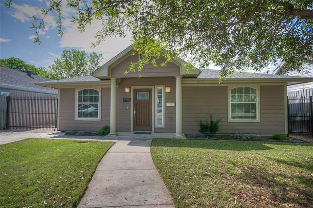 4705 Calmont Avenue, Fort Worth, TX 76107 (MLS #14333062) :: Real Estate By Design