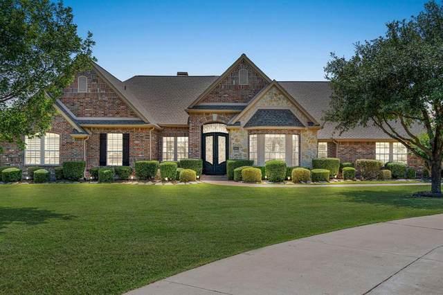 1660 Zilker Court, Lucas, TX 75002 (MLS #14333067) :: The Heyl Group at Keller Williams