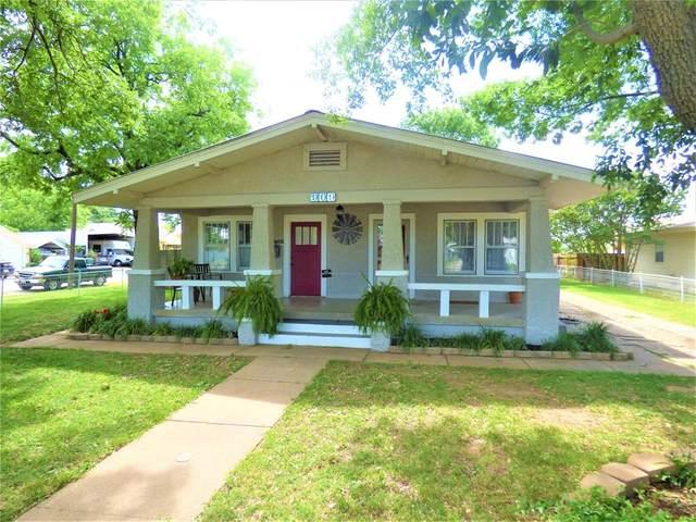909 S Seaman Street, Eastland, TX 76448 (MLS #14333217) :: Potts Realty Group
