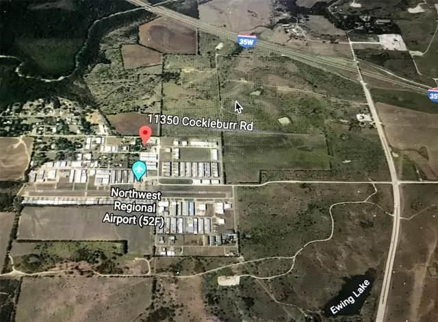 11350 Cockleburr Road, Roanoke, TX 76262 (MLS #14333329) :: The Kimberly Davis Group
