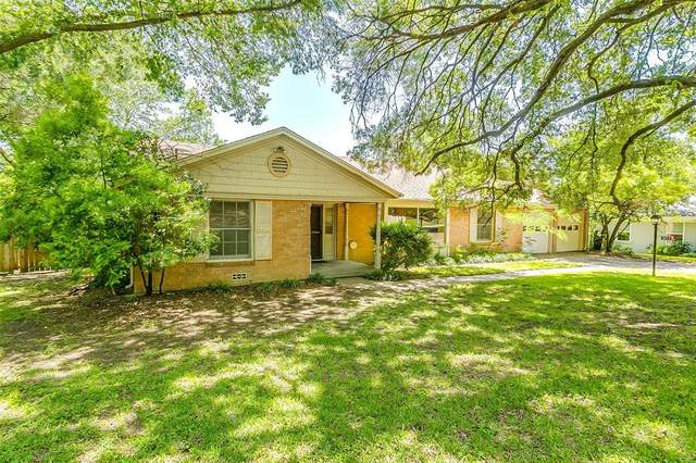 4312 Clayton Road W, Fort Worth, TX 76116 (MLS #14333356) :: Real Estate By Design