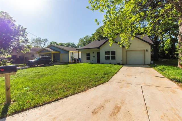 2727 Kavasar Drive, Dallas, TX 75241 (MLS #14333368) :: Team Tiller