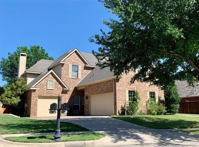 9420 Oliver Drive, Fort Worth, TX 76244 (MLS #14333412) :: Real Estate By Design