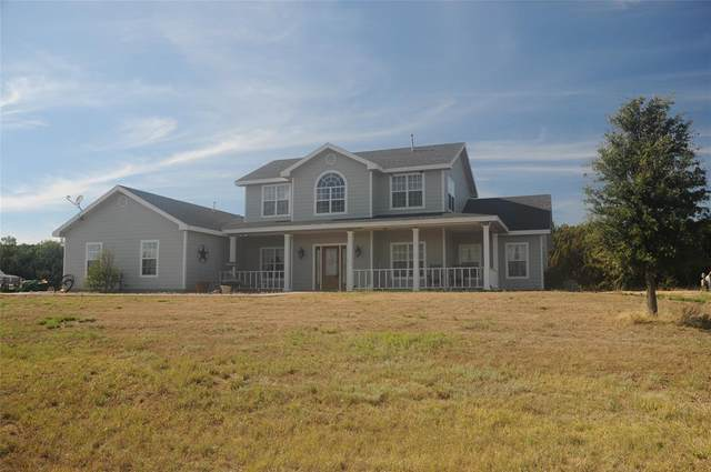 1210 County Road 209, Wingate, TX 79566 (MLS #14333476) :: Real Estate By Design