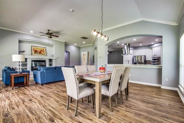 8925 Crestview Drive, Denton, TX 76207 (MLS #14333478) :: Real Estate By Design