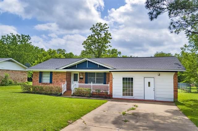 821 Circle Drive, Terrell, TX 75160 (MLS #14333604) :: The Heyl Group at Keller Williams