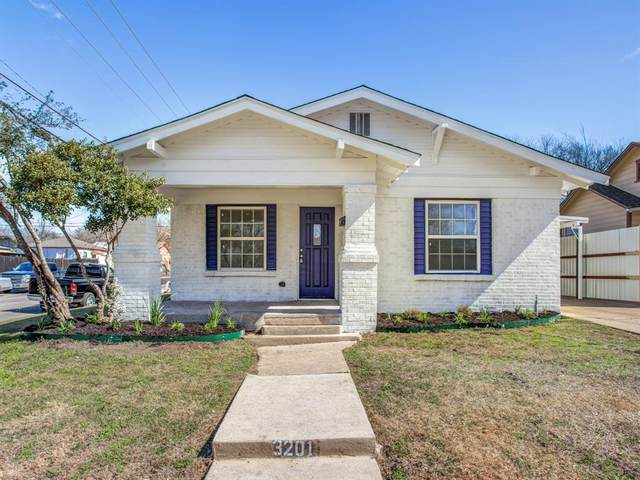3201 Ryan Avenue, Fort Worth, TX 76110 (MLS #14333650) :: Bray Real Estate Group