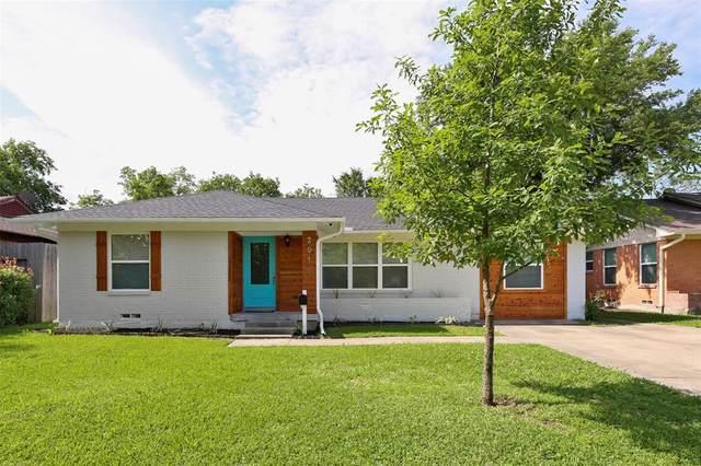 2916 Healey Drive, Dallas, TX 75228 (MLS #14333702) :: Tenesha Lusk Realty Group