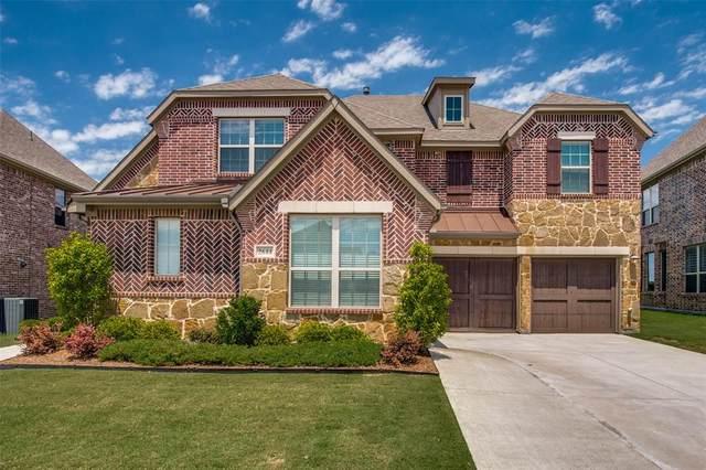 2644 Barton Creek Boulevard, The Colony, TX 75056 (MLS #14333762) :: The Kimberly Davis Group