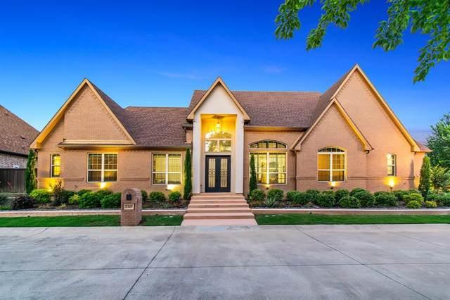 1145 Haven Circle, Southlake, TX 76092 (MLS #14333784) :: The Kimberly Davis Group