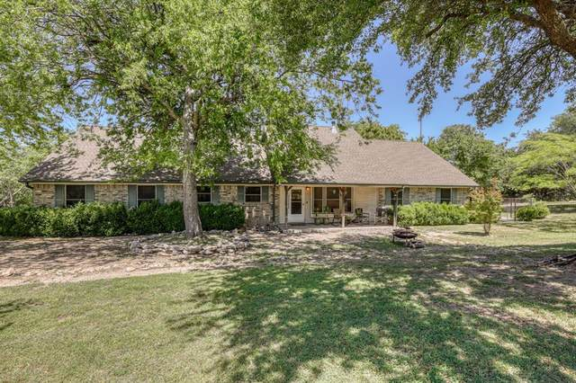 111 Shady Grove Lane, Weatherford, TX 76088 (MLS #14333904) :: Real Estate By Design