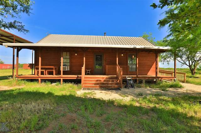 3451 County Road 531, Baird, TX 79504 (MLS #14333967) :: NewHomePrograms.com LLC