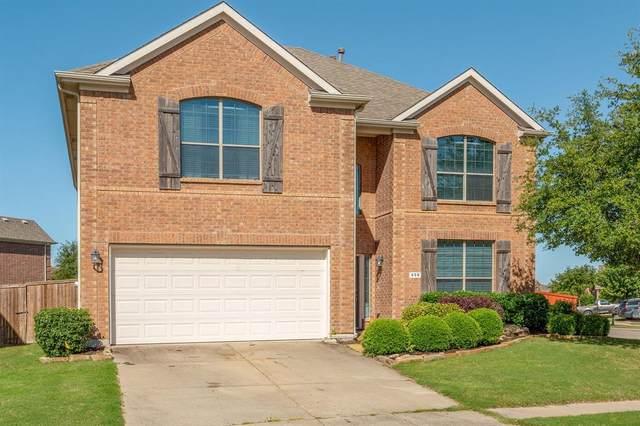 499 Franklin Street, Fate, TX 75189 (MLS #14334031) :: RE/MAX Landmark