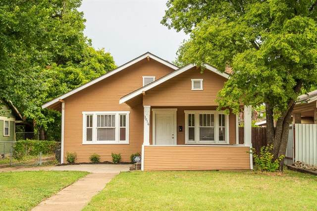 3016 College Avenue, Fort Worth, TX 76110 (MLS #14334038) :: The Mitchell Group