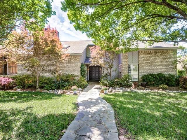 7944 Abramshire Avenue, Dallas, TX 75231 (MLS #14334074) :: Potts Realty Group