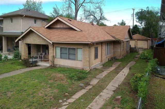 5213 Miller Avenue, Dallas, TX 75206 (MLS #14334169) :: The Kimberly Davis Group