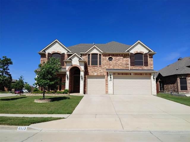 6113 Falls Lake Road, Fort Worth, TX 76179 (MLS #14334311) :: Real Estate By Design