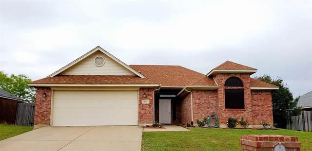 605 Meadowcrest Drive, Burleson, TX 76028 (MLS #14334381) :: Potts Realty Group