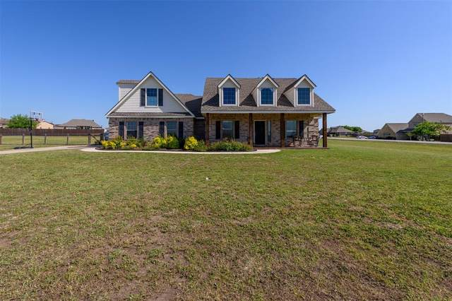 135 Highland Hills Boulevard, Decatur, TX 76234 (MLS #14334511) :: NewHomePrograms.com LLC