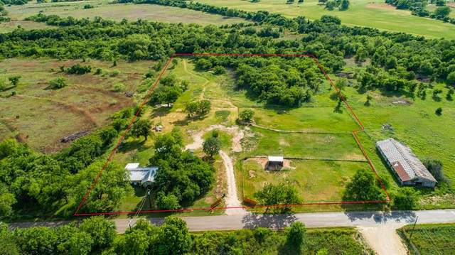 2500 County Road 258, Dublin, TX 76446 (MLS #14334607) :: Bray Real Estate Group
