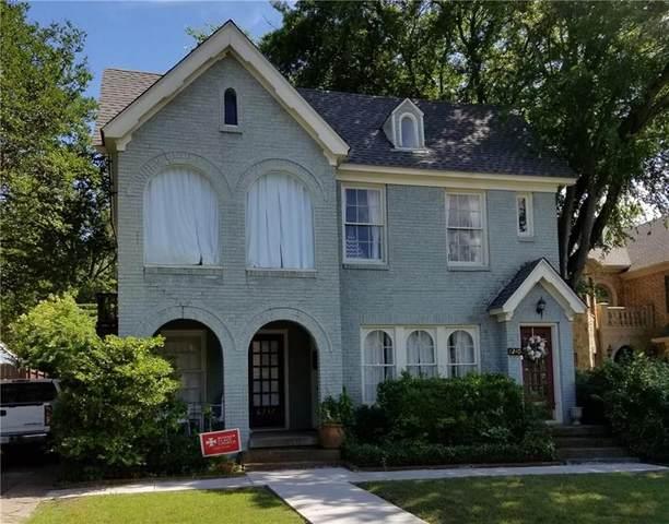 6240 Palo Pinto Avenue, Dallas, TX 75214 (MLS #14334758) :: The Mitchell Group