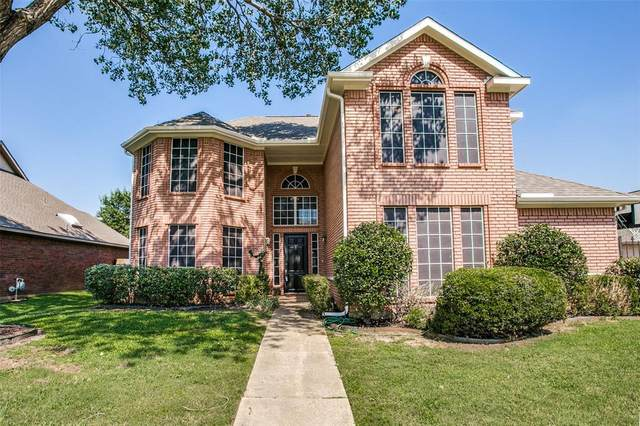 4113 Steeplechase Drive, Colleyville, TX 76034 (MLS #14334874) :: The Tierny Jordan Network