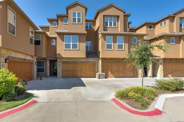 7305 Venice Drive #2, Grand Prairie, TX 75054 (MLS #14334879) :: The Hornburg Real Estate Group