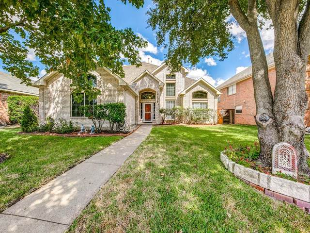 1704 Lacy Lane, Mesquite, TX 75181 (MLS #14334910) :: Real Estate By Design