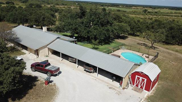 13330 County Road 401, Cisco, TX 76437 (MLS #14334932) :: NewHomePrograms.com LLC