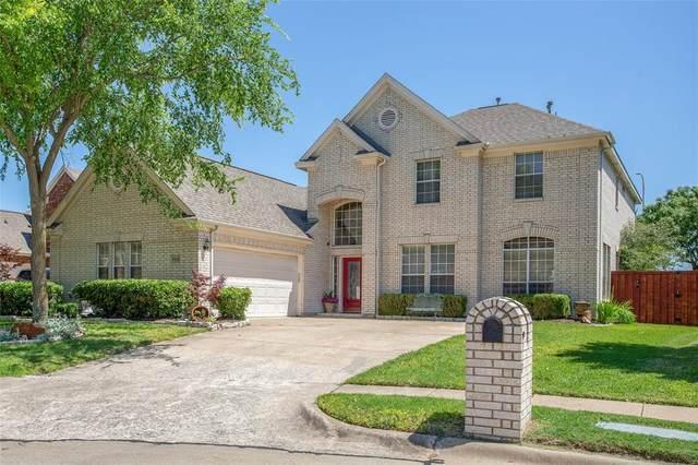 1818 Benedict Court, Rowlett, TX 75088 (MLS #14334948) :: Team Tiller