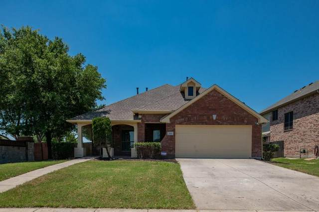 2516 Heatherdale Drive, Little Elm, TX 75068 (MLS #14334984) :: The Good Home Team