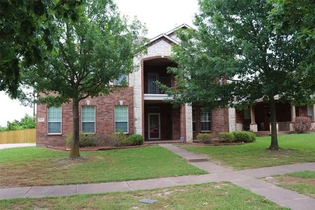 1602 Forest Creek Drive, Cedar Hill, TX 75104 (MLS #14335039) :: Robbins Real Estate Group