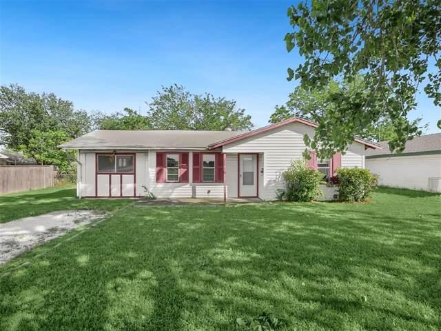 1116 San Jacinto Street, Terrell, TX 75160 (MLS #14335138) :: The Heyl Group at Keller Williams