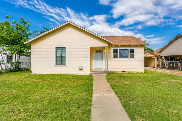 521 N 7th Street, Jacksboro, TX 76458 (MLS #14335161) :: Robbins Real Estate Group